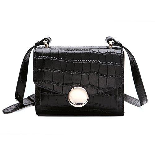 Ladies Messenger bag/Semplice borsa a tracolla/Piccolo partito borse moda borsa in pelle piccola-A