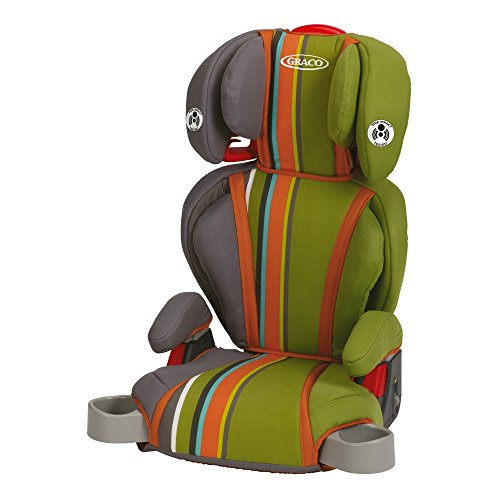 Graco-High-Back-Turbo-booster-Seat-Gecko