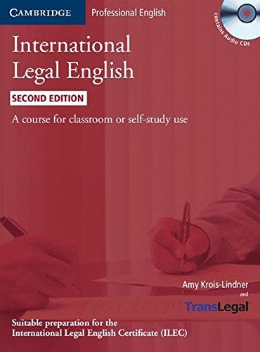 International Legal English 2nd Student's Book with Audio CDs (3)