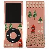 mobile stickies モバイルステッカー iPod nano第4世代対応 Shinzi Katoh(カトウシンジ) little girl SKDmsn4-3