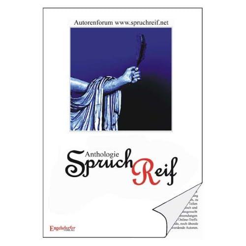 Spruchreif Anthologie 2007 41lGy2gUEBL._SS500_