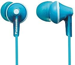 Panasonic RP-HJE125E-Z In-Ear Earphone (Turquoise)