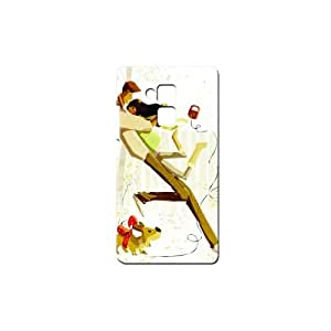 Bluedio Designer Printed Back case cover for Huawei Honor 5C - G0630