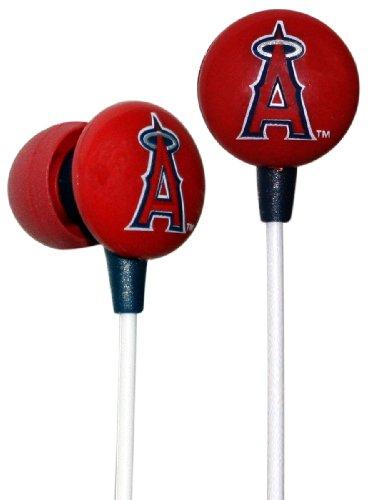 Ihip Mlb Los Angeles Angels Logo Earbuds