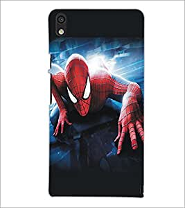 HUAWEI ACEND P6 SUPERHERO Designer Back Cover Case By PRINTSWAG