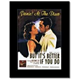 PANIC AT THE DISCO - But It's Better If You Do Matted Mini Poster - 28.5x21cm