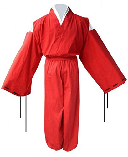 WT Kimono [Inuyasha Style] Costume Halloween decorations ideas anime