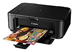 Canon PIXMA MG3520 Wireless Color Printer with Scanner and Copier (NO INK INCLUDED)
