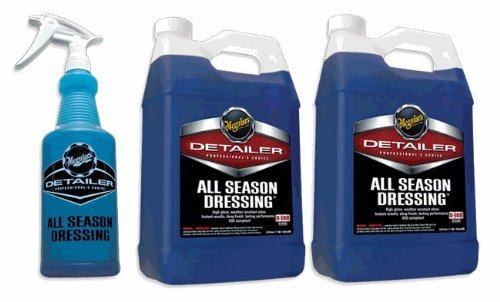 Meguiars D160 All Season Dressing Combo Pack (Instant Detailer Gallon compare prices)