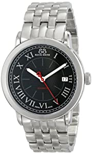 88 Rue du Rhone Men's 87WA120034 Analog Display Swiss Automatic Black Watch