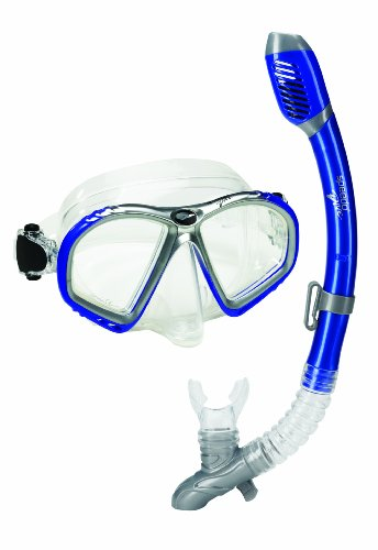 076bf64daeaf Now the price for click the link below to check it. Speedo Adult Hyperdeep Mask  Snorkel Set.