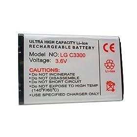 Accumulatore Li-Ion LG C3100 C3300