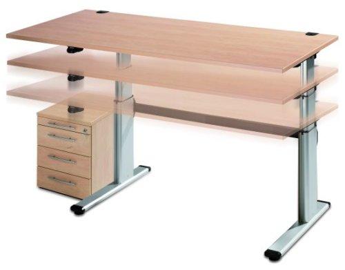 Tischgestell elektrisch höhenverstellbar, Vers. 2016