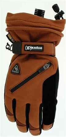 Buy Grandoe® Crestone Mens Waterproof Ski Gloves with Gore-tex by Grandoe