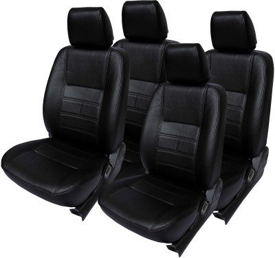 AutoDecor RD 069 Black Leatherite Car Seat Cover For Ford