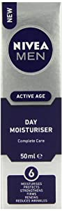 Nivea Men Active Age Day Moisturiser - 50 ml