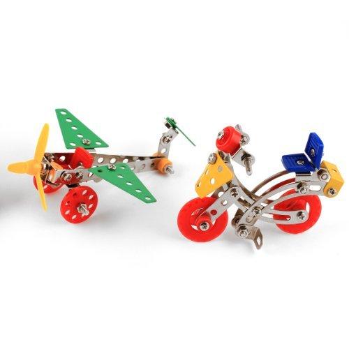 Built-up Toys Vehicles 4-set