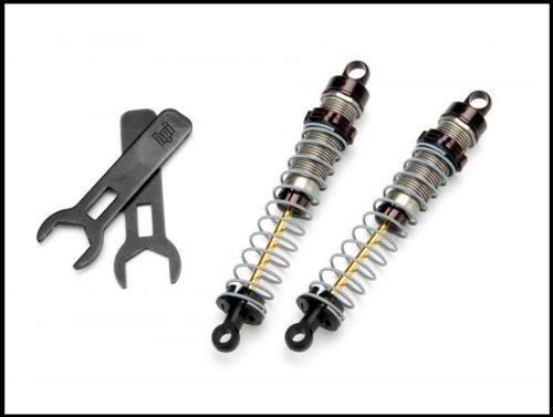 HPI 103410 Aluminum Threaded Shock Set (70-103mm/2Pcs)