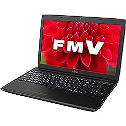 富士通 FMV LIFEBOOK AH30/S FMVA30SB Microsoft Office 2013 Personal Premium DVD-RW 1366*768 15.6 インチ 320GB 4GB AMD E1-2100 Windows 8.1 Home 64bit