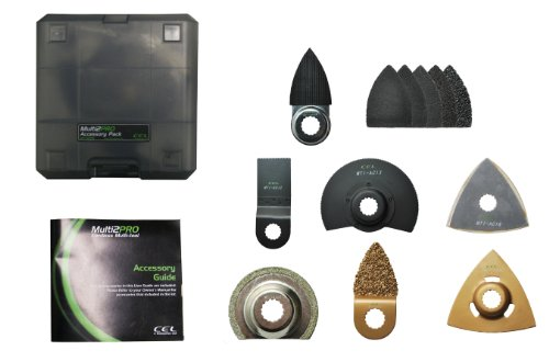 CEL Multi-tool Full Accessory Pack, 64pc