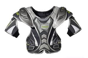 Buy Reebok 7K Shoulder Pad (Grey Lime) by Reebok