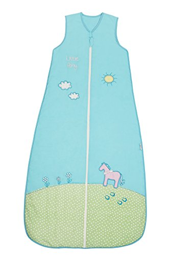 Girls Sleeping Bag 2.5 Tog - Pony, 3-6 years/51inch