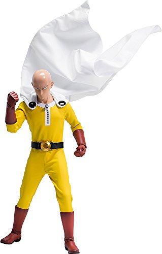 ワンパンマン 1/6 Articulated Figure: Saitama 1/6スケール ABS&PVC&POM製 塗装済み可動フィギュア