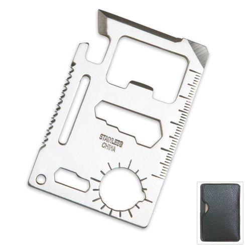 SE MT908 11 Function Credit Card Size Survival Pocket Tool