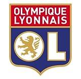 Olympique Lyonnais - France Football Soccer Futbol - Car Sticker - 5