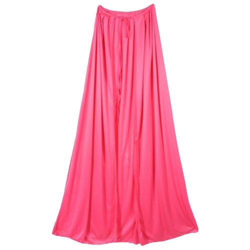 "SeasonsTrading 48"" Pink Cape ~ Halloween Costume Accessory"