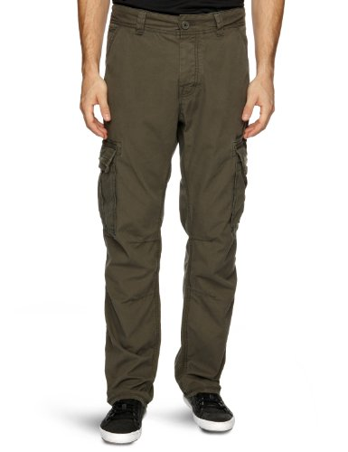 O'Neill Janga Relaxed Men's Trousers Army Green W38INxL32IN