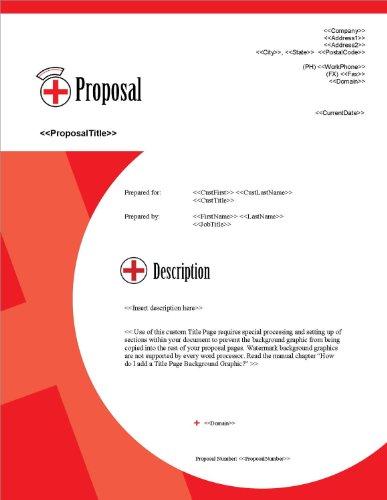 Proposal Pack Healthcare #2 V15.0 - 2014