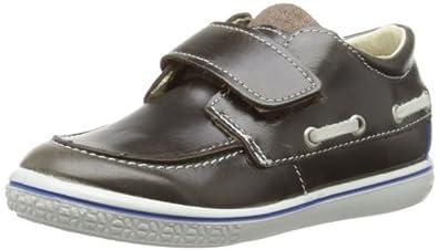 Ricosta Boys Cilbin M Boat Shoes 59-2524100-285 Mokka Brown 4 UK Child, 20 EU