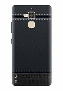 Noise Designer Printed Case / Cover for Asus ZenFone 3 Max ZC520TL / Patterns & Ethnic / Leather Design