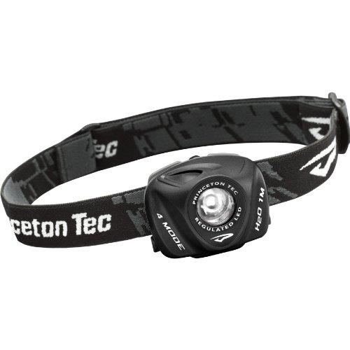 Black Princeton Tec Eos Headlamp - 80 Lumens