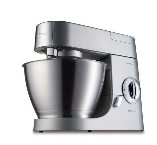 Kenwood KMC570 Chef Premier Stand Mixer - Silver by Kenwood