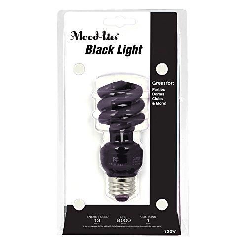 Feit Mlbp13T/Blb 13W Twist Cfl Black Light, 1-Pack