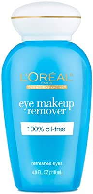 L'Oreal Paris Eye Makeup Remover, 4.0…