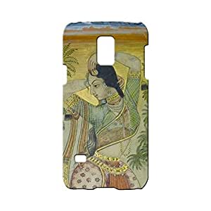 G-STAR Designer Printed Back case cover for Samsung Galaxy S5 - G4468