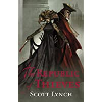 The Republic of Thieves by Scott Lynch – Review