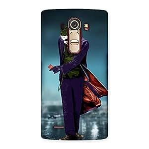 Ajay Enterprises Insana Walk Back Case Cover for LG G4