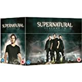 Supernatural: Season 1-6 [Blu-ray] [Import]