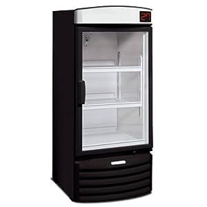 Metalfrio VN-29R 1-Section Beer Cooler w/ Glass Door & 288-Can Capacity