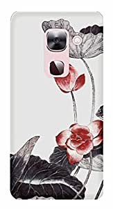 WOW Printed Designer Mobile Case Back Cover For LeEco Le Max 2