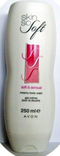 Avon Skin So Soft SOFT & SENSUAL Cremedusche