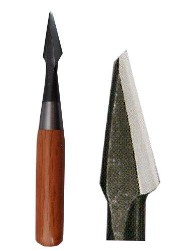 New Kawasei Japanese Kuri Kogatana Knife / Chisel Knife
