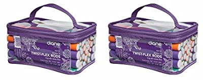 Diane By Fromm 42-pack Twist-flex Rods Pack Of Two