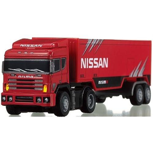 1/86 리얼 드라이브 nano 트레일러 NISINO transporter ―  (2011-04-03)