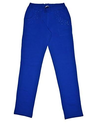 GF FERRE' Pantalone Felpa [Blu]