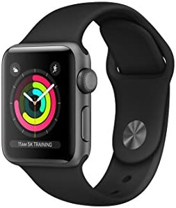 Apple Watch Series 3 38mm GPS Smartwatch